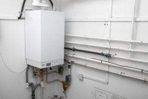 Warmwasser Boiler