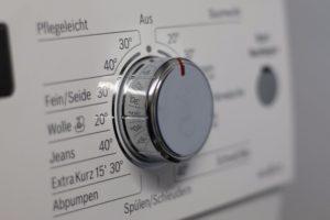 Strom sparen Waschmaschine